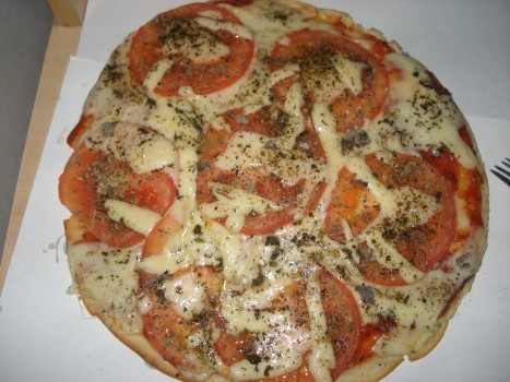 Pizza Simples | Natiele Seffer