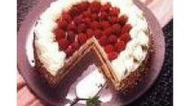 Torta de Morango da Tata