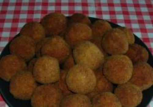 Bolas de queijo