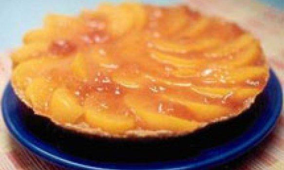 Torta de Pêssegos para Microondas