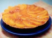 Torta de Pêssegos para Microondas | Luiz Lapetina