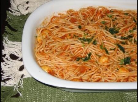 Spaghetti à Napolitana