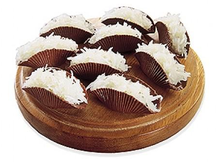 Forminhas de Coco