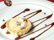 Tarte Sucrée a la Pâte au Riz, a la Vanille et Cannelle | Luiz Lapetina