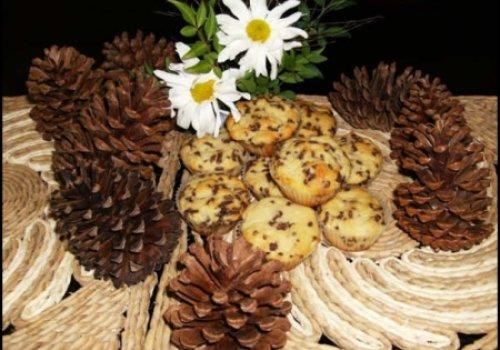 Muffin Formigueiro (Prático)