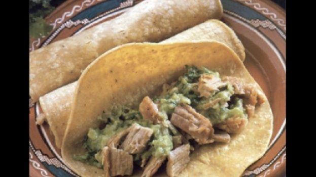 Tacos de Carnitas Michoacan