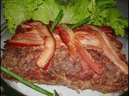 Enroladinho de carne moida