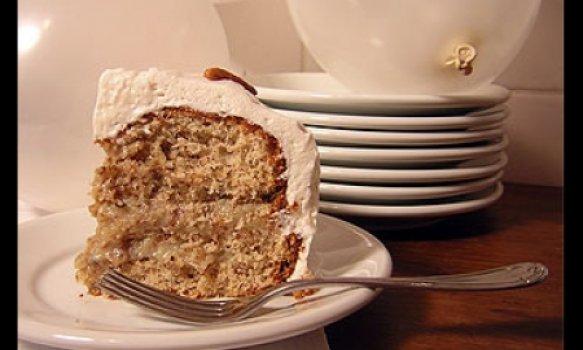 TORTA - Torta de Nozes da Minha Avó Luiza