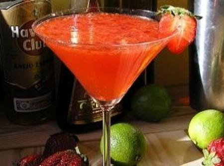 Drinque de morango   CyberCook