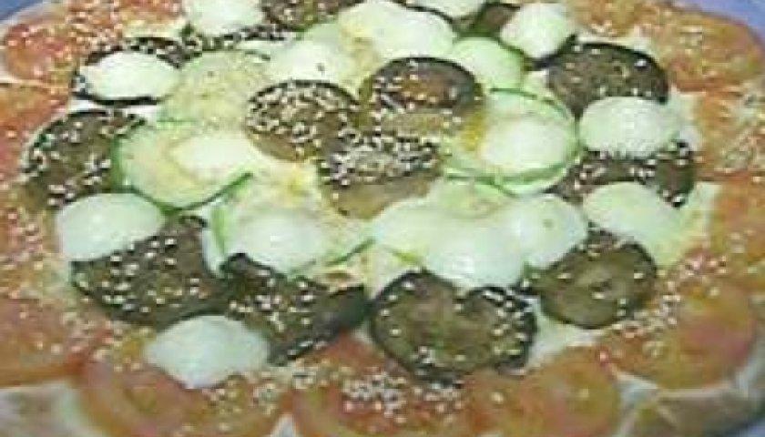 Pizza Biskaia