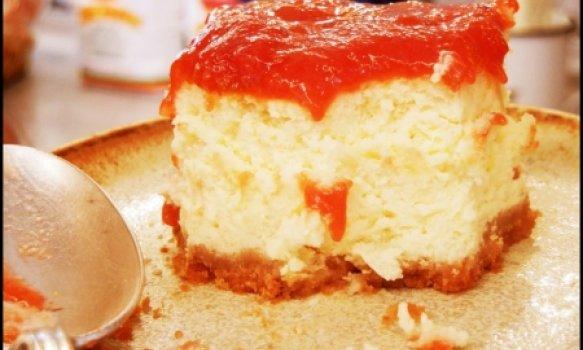 Cheesecake de goiabada