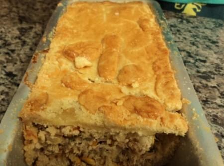 Torta de Frango da Rosi   Thereza Cristina Roncetti