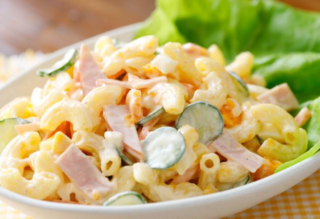 Salada de macarrão/CyberCook