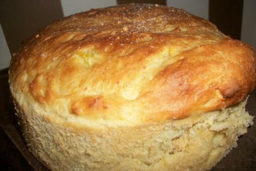 Pão de Farelo Recheado   Rejane Laurindo