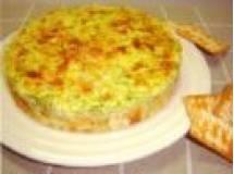 Torta Abobrinha Ralada