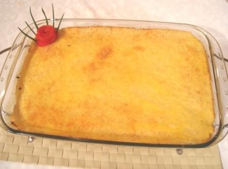Torta de Bacalhau Fácil