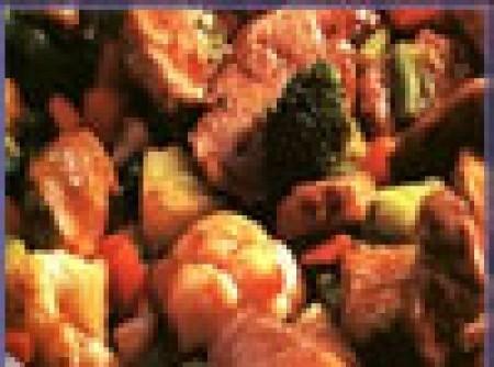 Frango ao Molho de Pimentão   marcelo ahaal