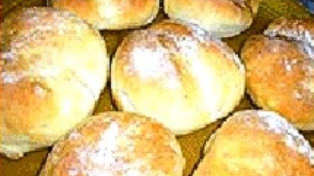 Pão Doce de Ricota