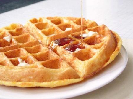 Waffle (favo holandês)