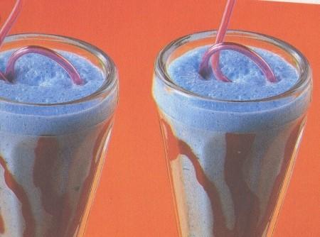 Milk-Shake Azul
