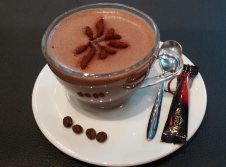 Chocolate Quente (O Verdadeiro) | IOLANDA FIUZA