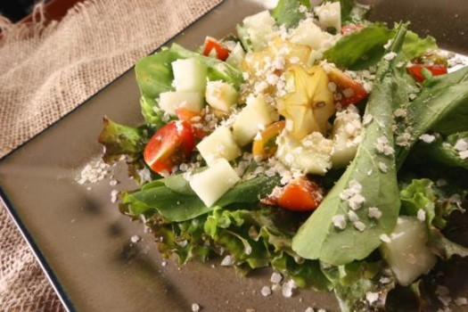 Salada de Quinoa | Andressa Fátima Domingos de Camargo