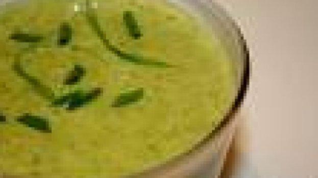 Sopa de Ervilha com Batata (Ação anti-inflamatória)