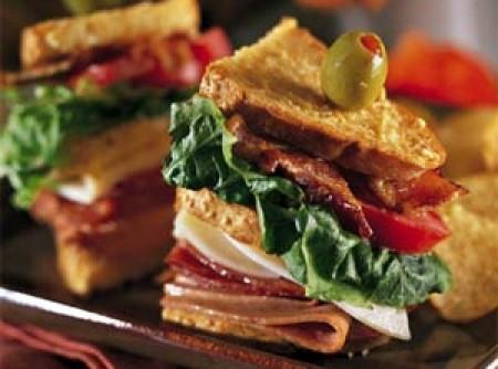 Club Sandwich   CyberCook