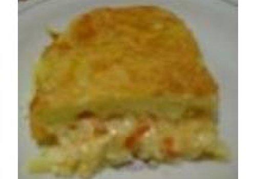 Deliciosa Torta de Batata