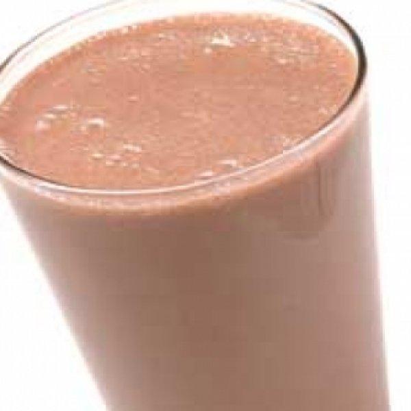 Shake caseiro diet de linhaça e gergelim