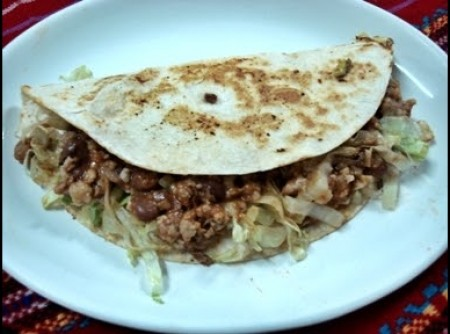 Taco rap 10 da denise | CyberCook