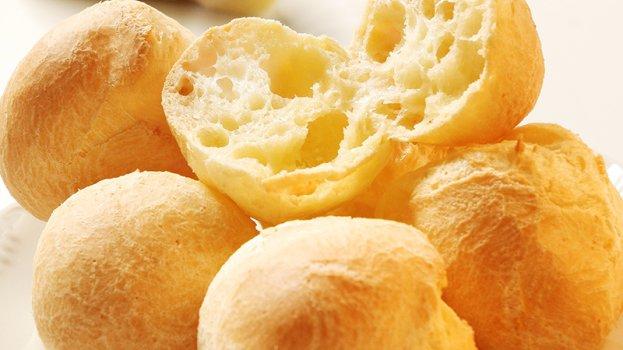 Pão de Queijo com 3 Ingredientes Sem Glúten