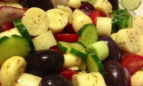 Salada da Fátima