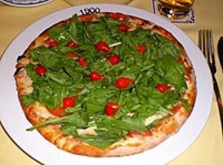 Pizza speciale do chef zé