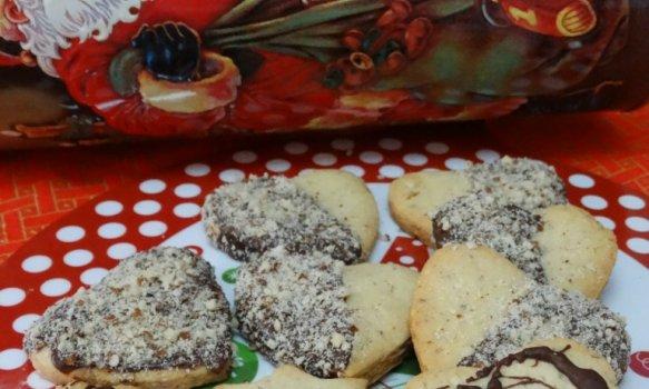 Biscoitinhos de Amêndoas