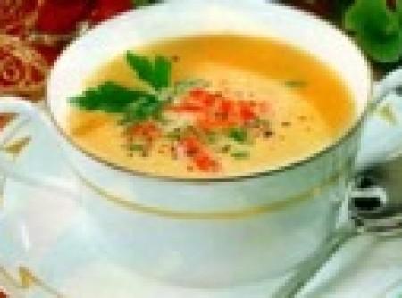 Sopa de cenoura especial
