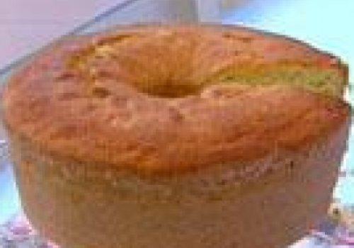 Receita de Bolo de Cenoura com Milharina