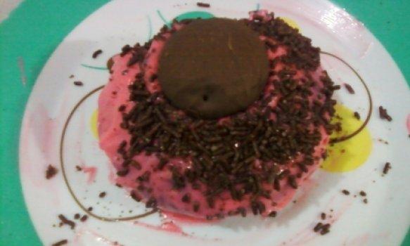 Bolo de Chocolate de Caneca