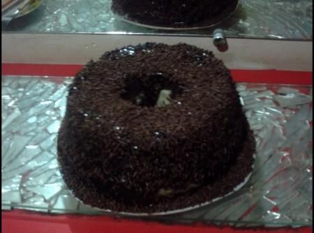 Bolo de Chocolate Flex
