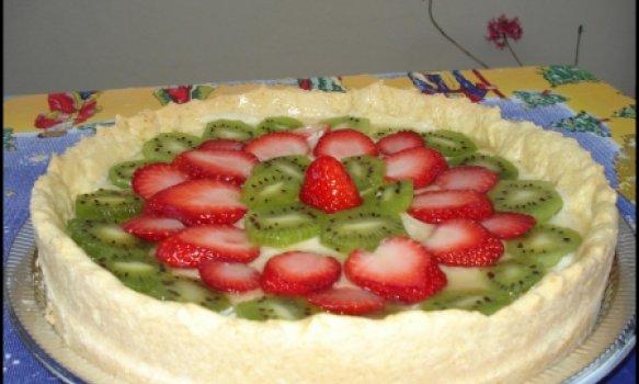 Torta de Frutinhas