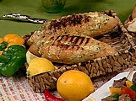 Pão de alho | Aluizio Rocha dos Santos