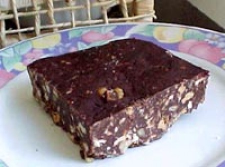 Brownie (Sem Forno) | Rafael Silva do Nascimento