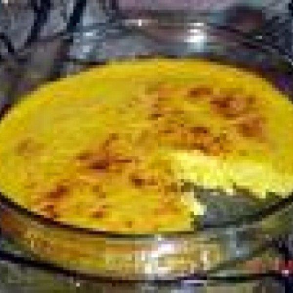 Souflê de queijo