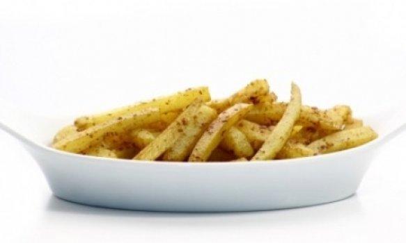 Batatas ao Curry