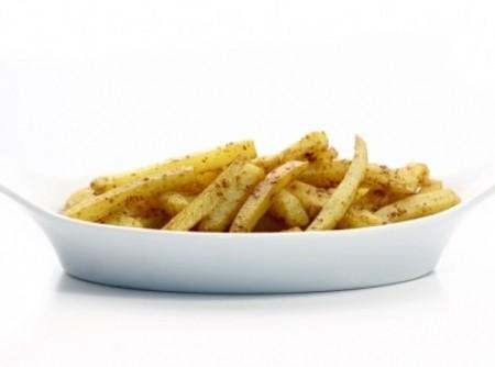 Batatas ao Curry | Sandro Ricardo Gomes