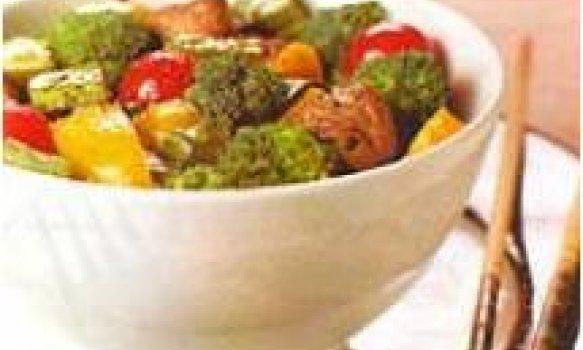 File suino com legumes