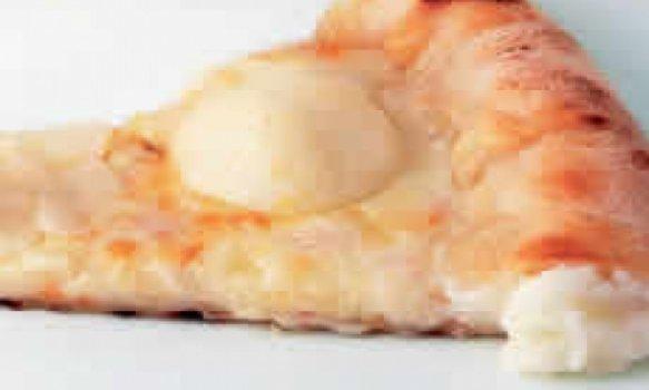 Pizza de cogumelos da silvaninha