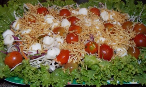 Salada Turbinada