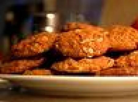 Biscoito de Linhaça e Farinha de Soja Integral