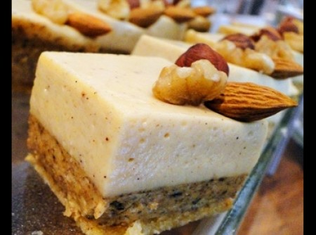 Torta Mousse de Banana com Caramelo | CyberCook